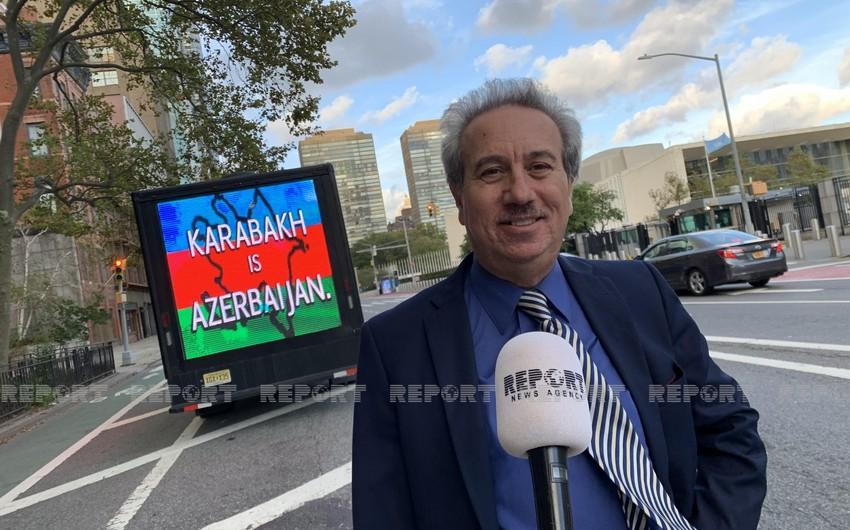 ABŞ-dakı Azərbaycan diasporunun fəalları mükafatlandırılıb