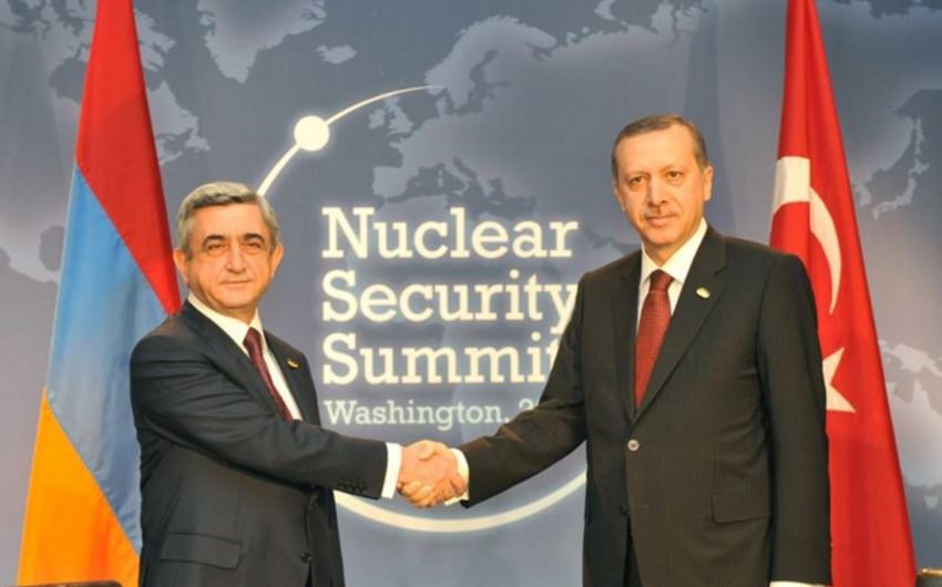 Эрдоган пригласил Саргсяна на торжества в Галлиполи