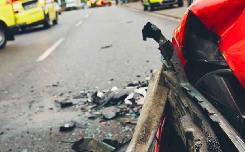 Qırğız Respublikasında baş verən yol qəzasında 10 nəfər ölüb