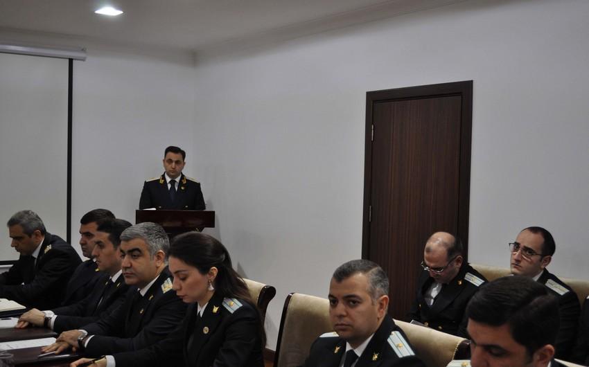 """İlqar Abbasov: """"Ötən il 4 427 000 manat maddi ziyan istintaq zamanı ödətdirilib"""""""