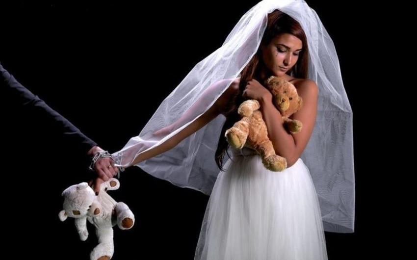 Dövlət Komitəsi: Uşaq evliliyinin statistikasının aparılması ilə bağlı tədbirlər görülməlidir