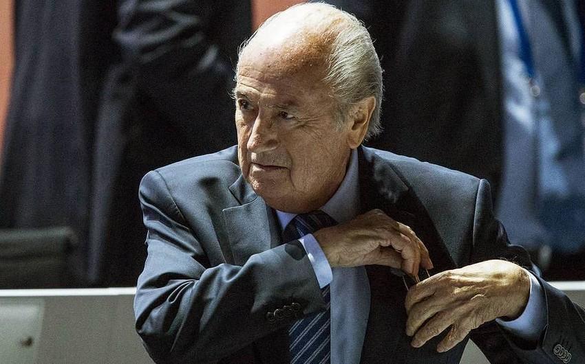 FIFA Blatterə qarşı araşdırmanın davam etdirilməsini istədi