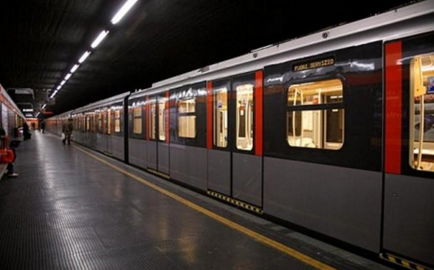 Çempionlar Liqasının final oyunu ərəfəsində Milan metrosu qismən bağlanıb
