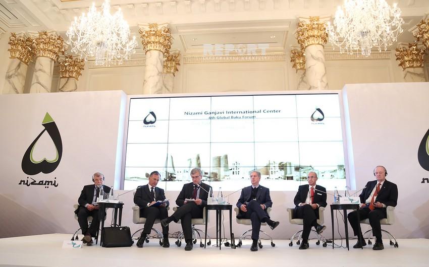 Syrian crisis discussed at IV Global Baku Forum