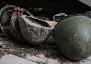 Armenian service member commits suicide