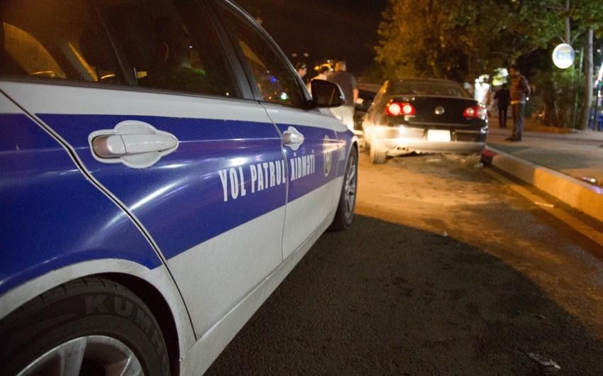 В Шамкире произошло ДТП , есть пострадавшие