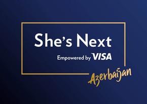 Visa поддержит развитие женского предпринимательства в Азербайджане