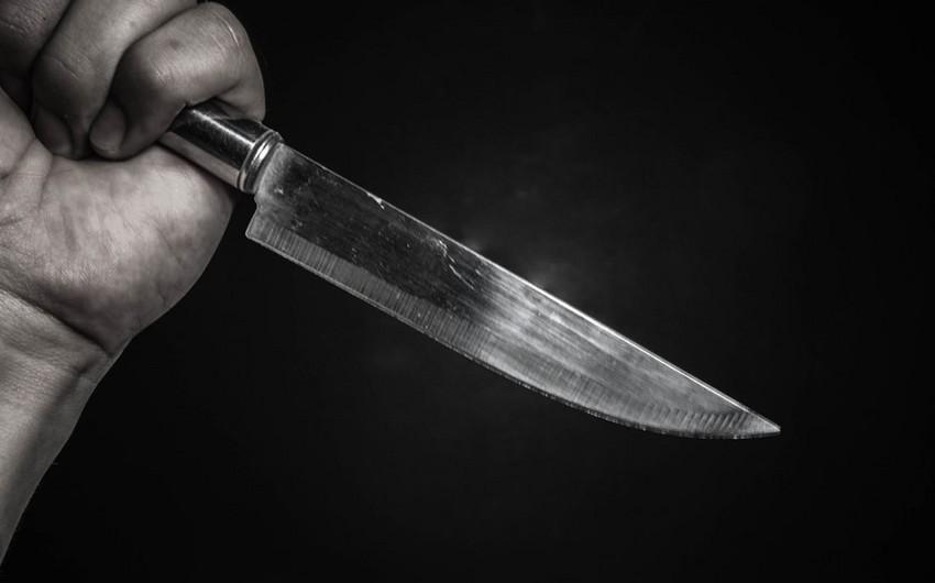 Bakıda qaynını bıçaqlayan şəxsə hökm oxunub