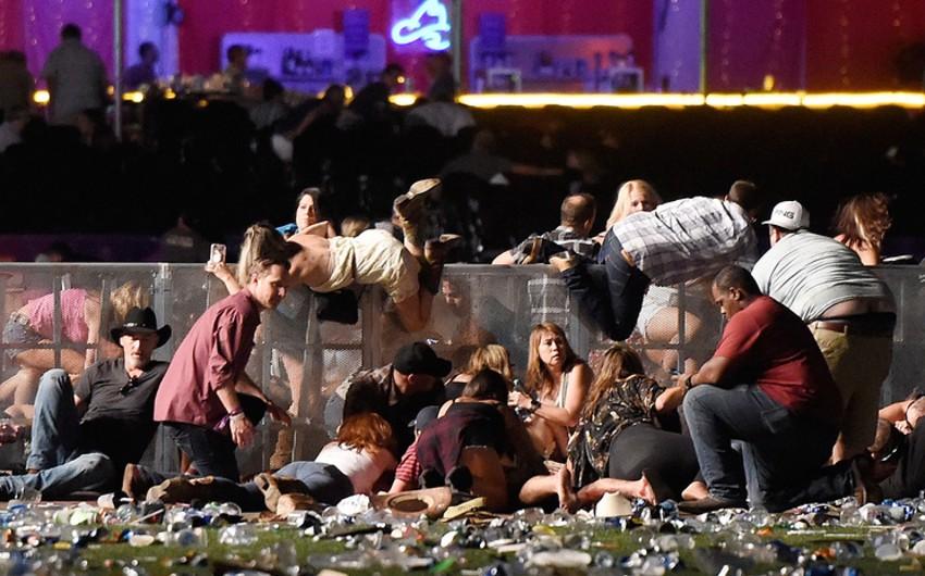 Las-Veqasda atışma nəticəsində ölənlərin sayı 59 nəfərə çatıb