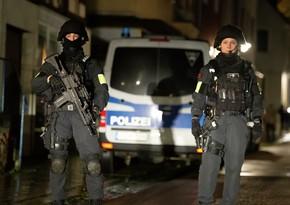 В Германии неизвестный устроил стрельбу