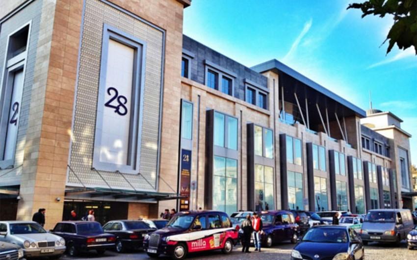 """""""28 Mall"""" ticarət mərkəzinə bomba qoyması barədə yalan məlumat verən şəxs tutulub"""