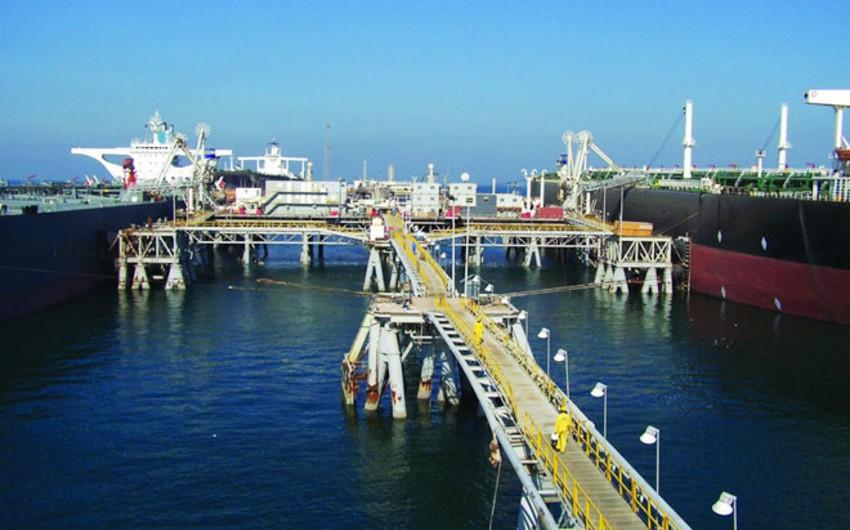 SOCAR Novorossiysk limanından 978 min ton xam neft ixrac edib