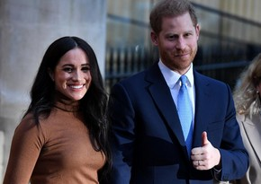 Prince Harry and his wife begin career in Hollywood