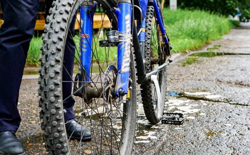 Задержан человек, укравший велосипед у иностранца