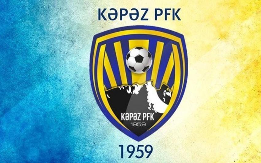 Kəpəz klubu əsas heyətin bütün futbolçuları ilə yollarını ayırıb