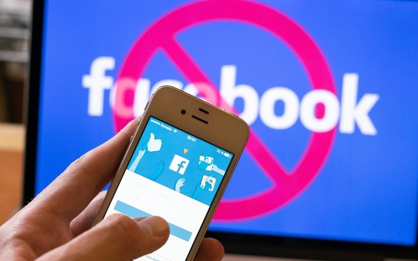 """""""Facebook"""" Myanma hərbçiləri ilə əlaqəli hesabları bloklayıb"""