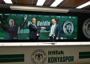 Türkiyə klubu yeni baş məşqçisini açıqladı