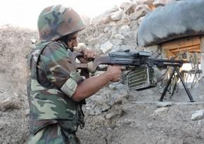 Azerbaijani Army positions shelled in Kalbajar direction