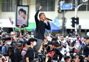 New wave of mass protests stage in Bangkok