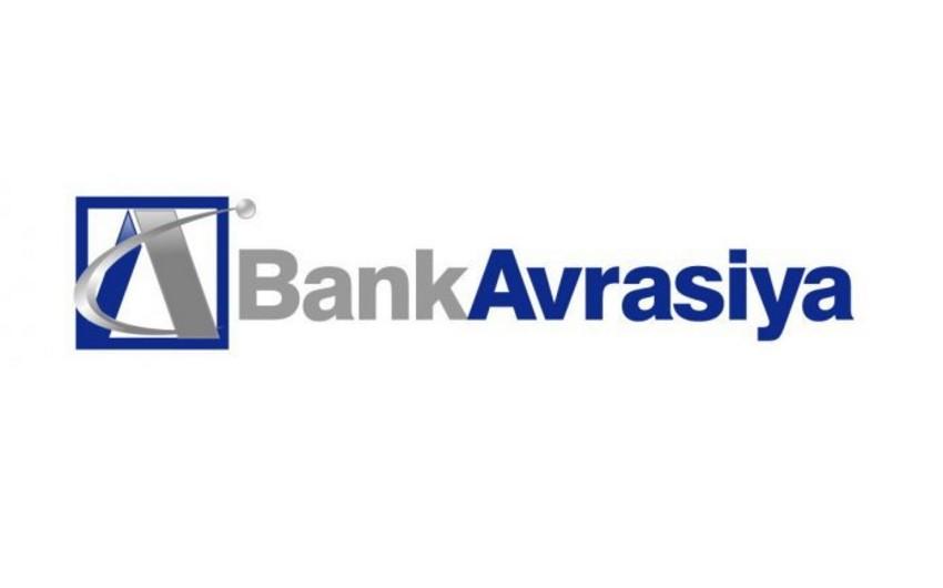 """""""Bank Avrasiyanın xalis mənfəəti 18% azalıb"""