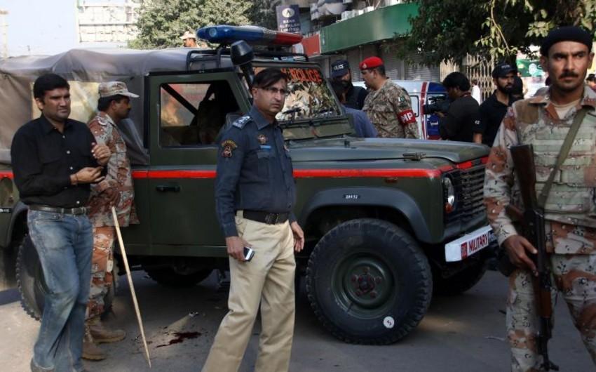 В Пакистане в результате перестрелки погибли 14 человек