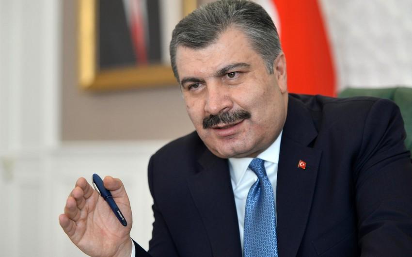 Türkiyədə COVID-19 xəstələrinin sayı 221,5 minə çatıb