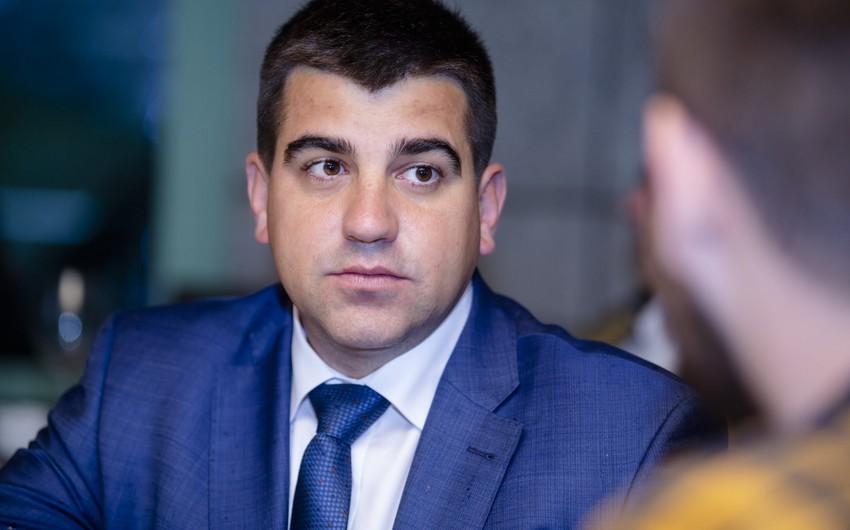 Ukrainian MP appeals to world community regarding pollution of Okhchuchay