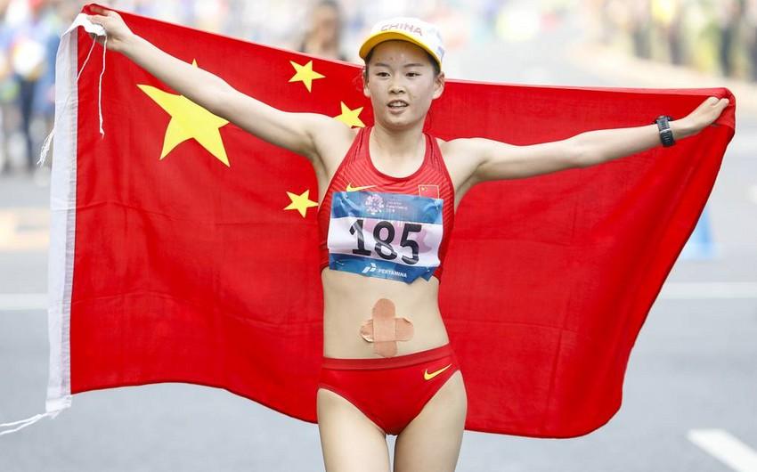 İdman yerişi üzrə yeni dünya rekordu müəyyənləşdirildi
