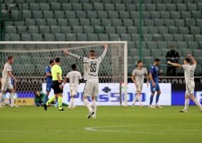 Qarabağın rəqibi UEFA-ya 30 oyunçu sifariş etdi