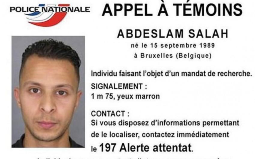 Parisdə terror törətməkdə şübhəli bilinənlərdən biri tutulub