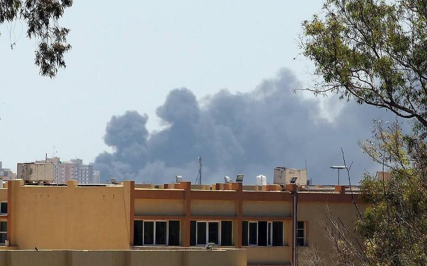 При авиаударе по центру содержания беженцев в Ливии погибли 40 человек