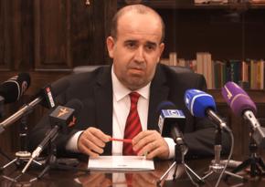 Ermənistanda qubernator istefa verib