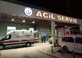 Тяжелое ДТП в Турции, пострадали 17 человек