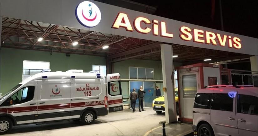 Türkiyədə 27 avtomobilin uğradığı qəzada 17 nəfər xəsarət alıb