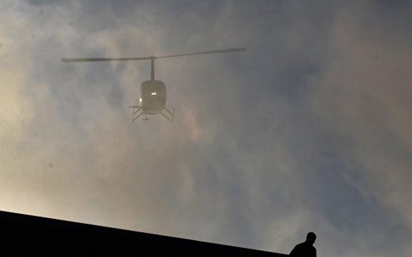 Rusiyada qəzaya uğramış helikopterin qalıqları tapılıb - YENİLƏNİB-2