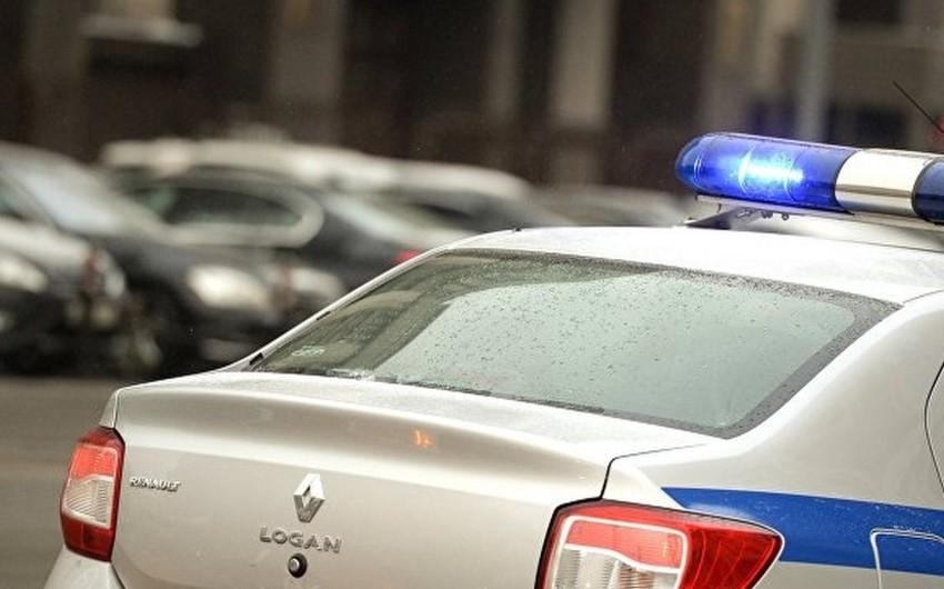 Moskvada ofisdə kişi qadını güllələyib, sonra isə intihar edib