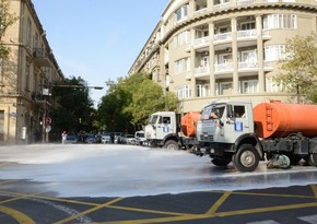 Baku to conduct enhanced disinfection works