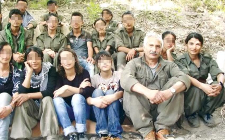 PKK-nın sıralarında on minə yaxın fəal terrorçu uşaq var