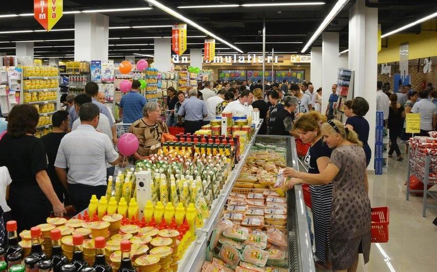 Rahat marketlər şəbəkəsinin 25-ci filialının açılışı olub