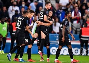 Лига 1: ПСЖбез Месси обыграл Монпелье