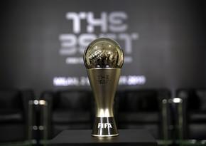 FIFA The Best mükafatı ilə bağlı federasiyalara sorğu göndərib