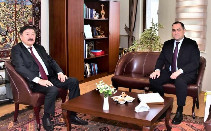 Gürcüstan TÜRKSOY-la birgə layihələr həyata keçirəcək