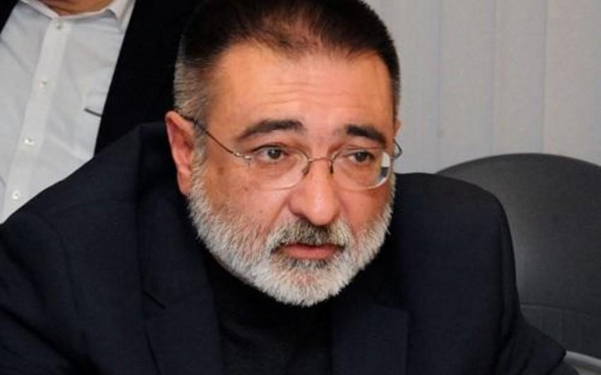 Jurnalist Rauf Talışinski dəfn edilib