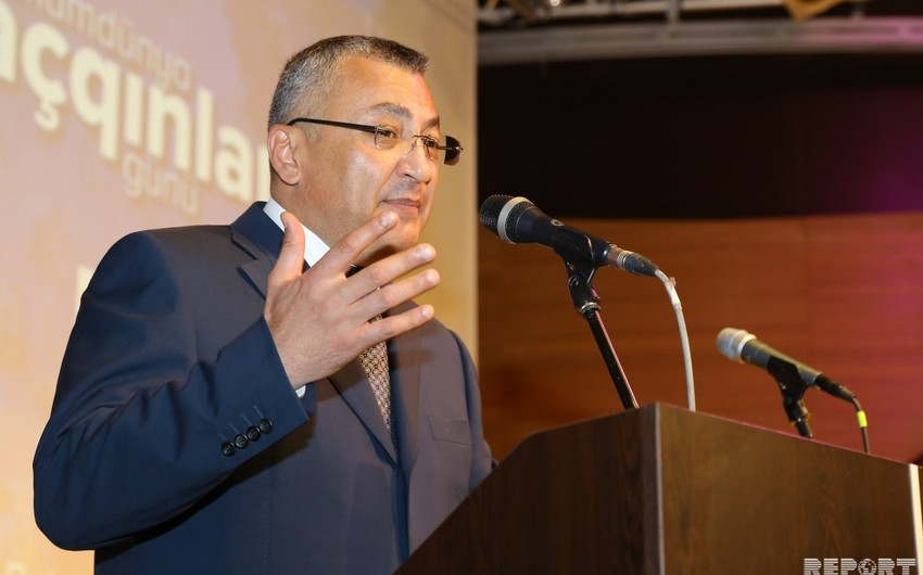 Rovshan Rzayev: Chiragov and Others v. Armenia  process can be continued