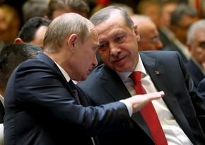 Ərdoğan və Putin Dağlıq Qarabağı müzakirə ediblər