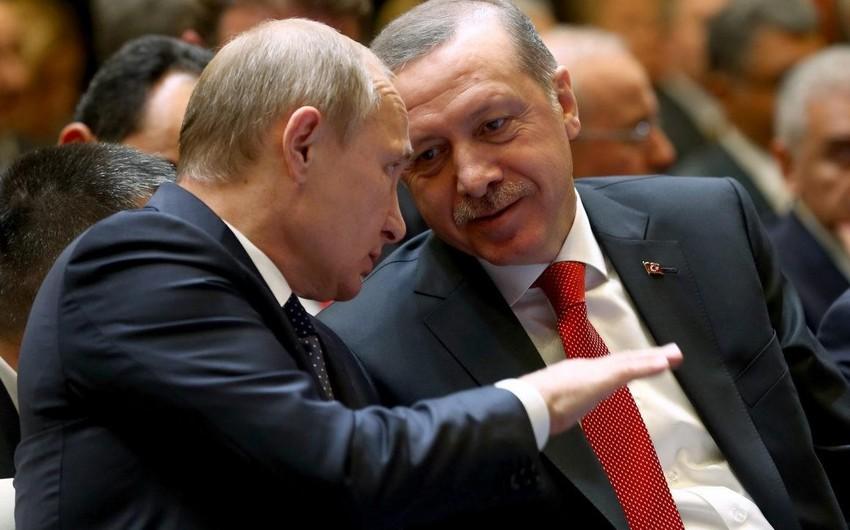 Soçidə kritik Putin-Ərdoğan danışıqları