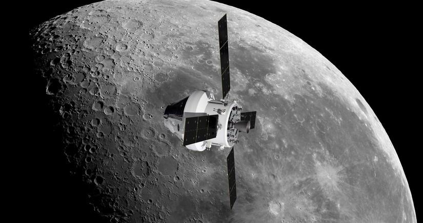NASA определилась с оператором для создания сети сотовой связи на Луне