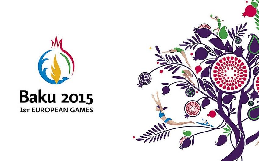 Avropa Oyunlarının 15-ci günü medal qazanan ölkələr - CƏDVƏL