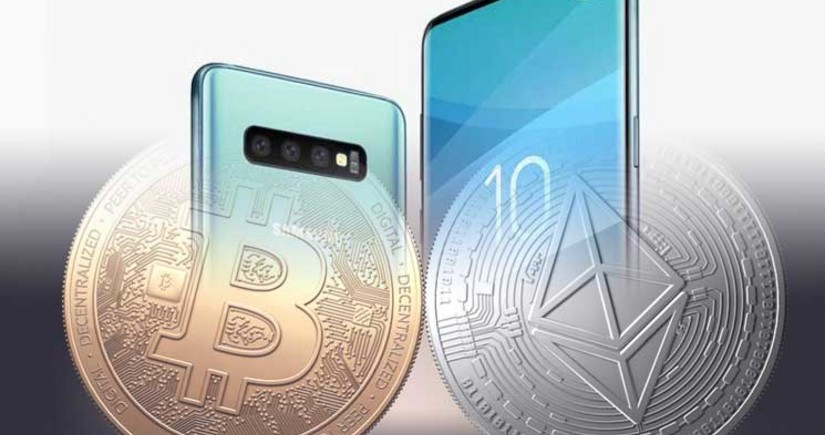 Samsung to integrate cryptocurrency wallet into Galaxy smartphones