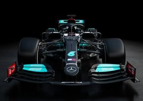 Formula 1: Mercedes yeni bolidini təqdim etdi